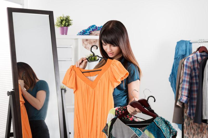 Обновляем гардероб без покупки новой одежды
