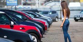 Важные моменты при выборе авто для женщины