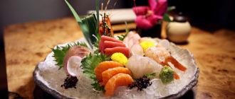 Правильный выбор посуды для суши