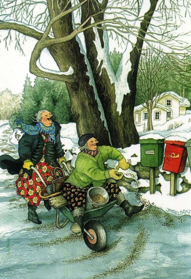 наросты открытки озорные старушки расчищенном, ухоженном