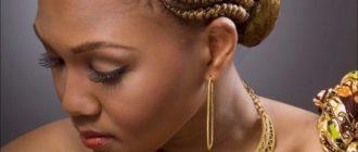 Брейды – модная причёска для уверенных в себе людей