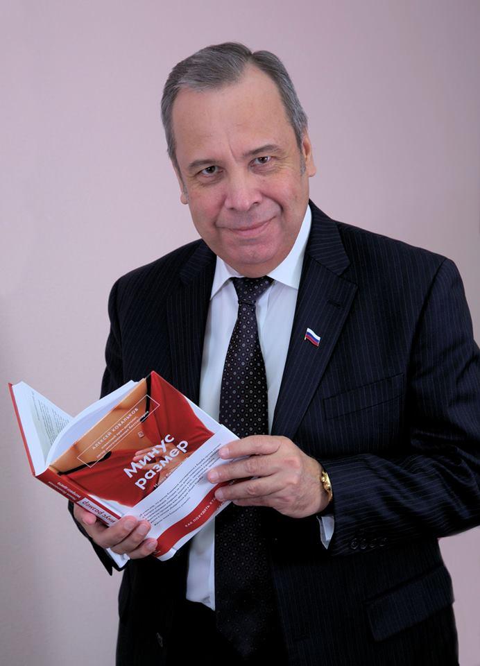 Доктор Ковальков, один из ведущих диетологов России