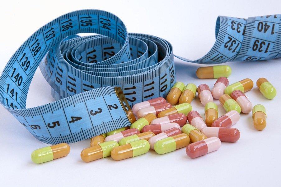 мочегонные средства для похудения в домашних