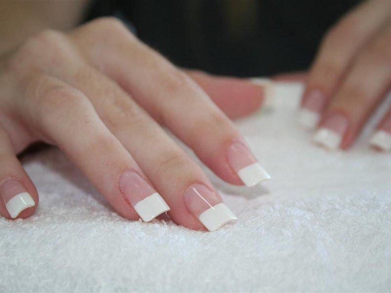 Наращивание ногтей на типсах в домашних условиях