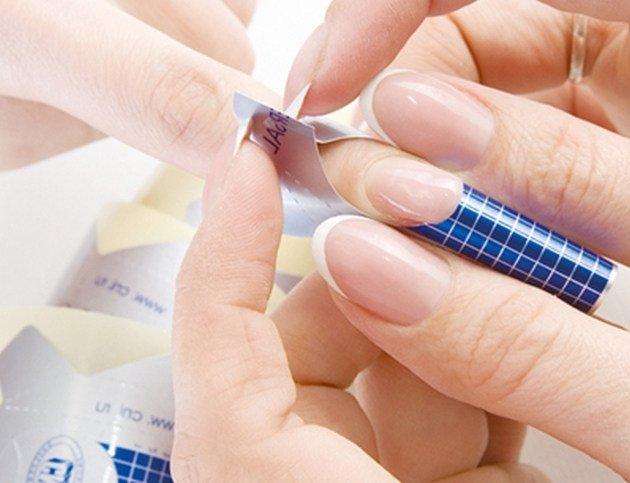 Видео урок наращивание ногтей гелем для начинающих в домашних условиях