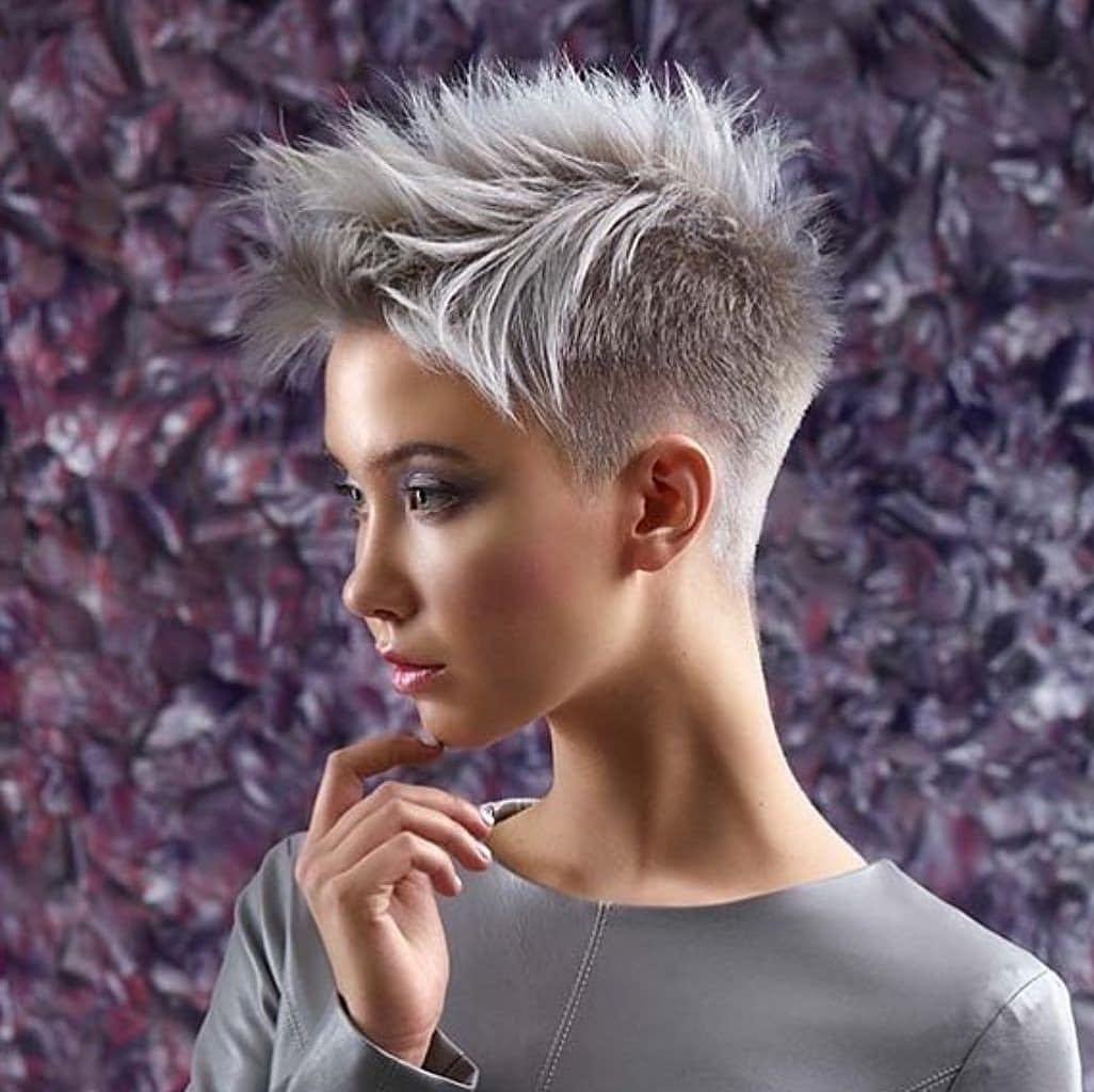 Модные стрижки на короткие волосы: тренды 2019 года | Изюминки