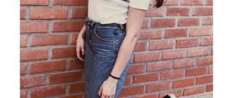 Какие джинсы будут в моде весной 2019 года