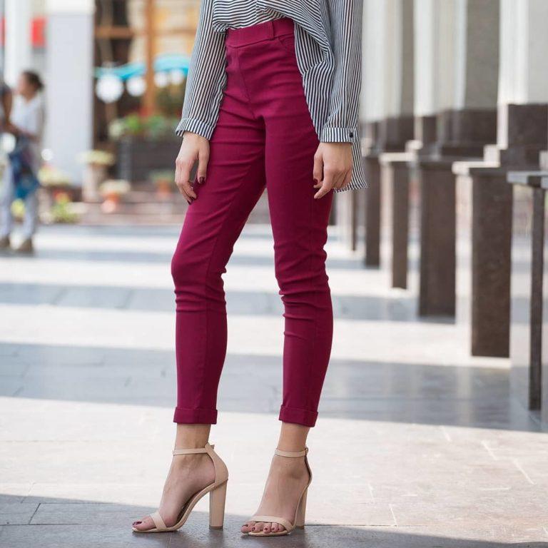 Модели брюк, которые идеально сидят на женщинах в возрасте