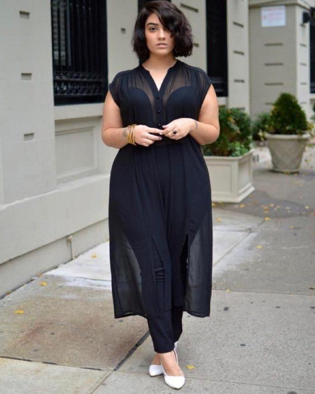 Мода plus size: как выбирать вещи, которые сделают вас стройнее