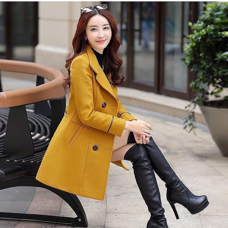 Какие пальто будут в моде весной 2019 года