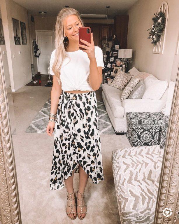 Как использовать модный леопардовый принт в одежде и не выглядеть вульгарно