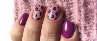 40 вариантов хищного леопардового маникюра