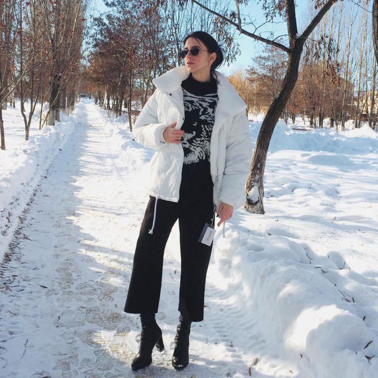 Как носить кюлоты в теплое и холодное время года: советы стилистов