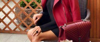 Как разгладить кожаную куртку и не испортить вещь