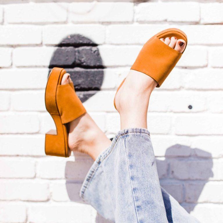 Красиво и удобно: какая обувь на низком ходу актуальна в 2019 году