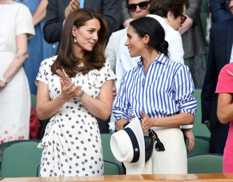 7 правил стиля Кейт Миддлтон и Меган Маркл, которые помогают герцогиням выглядеть безупречно