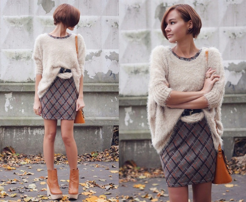 4 модных совета, как носить мини-юбку и при этом не выглядеть вульгарно