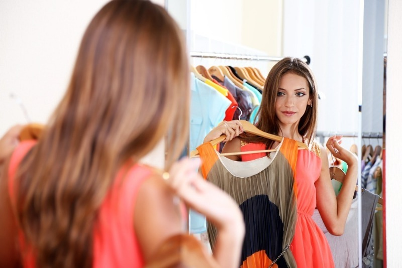 Почему в примерочной и дома одежда выглядит по-разному