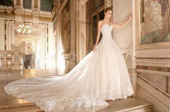 Выбираем свадебное платье вашей мечты