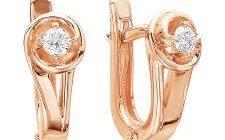 Серьги с бриллиантами: изысканный подарок
