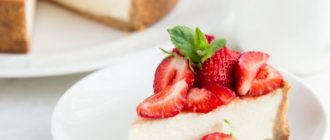Рецепты постных тортов для будней и праздников