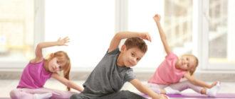 Особенности физического развития детей дошкольного возраста